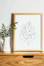Shop minimal, modern, abstract art, posters and prints. Perfect art decor for all spaces!
