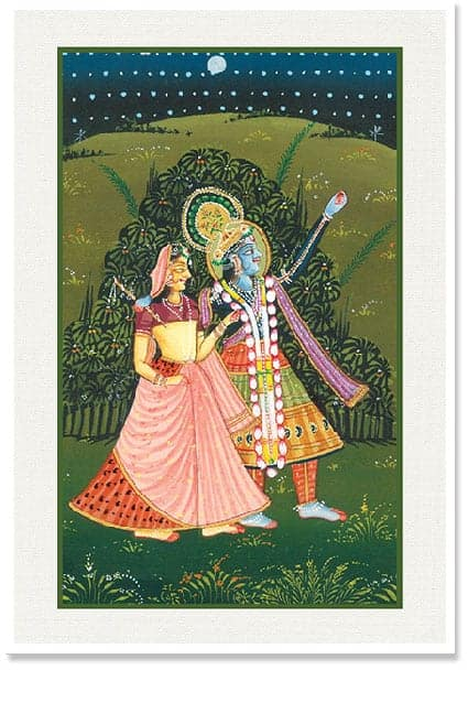 Rajput Paintings Wall Art