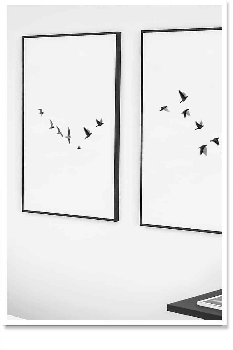 Wayfarers II 2pc Set wall art